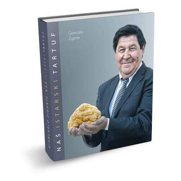 Knjiga «Naš istrski tartuf»