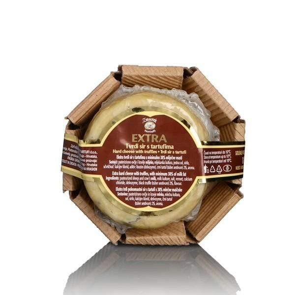 Ekstra trdi sir s tartufi