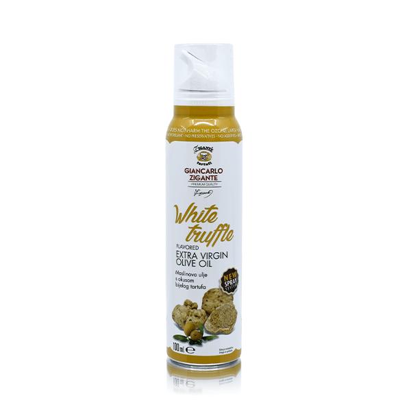 Oljčno olje z okusom belega tartufa – spray novo!