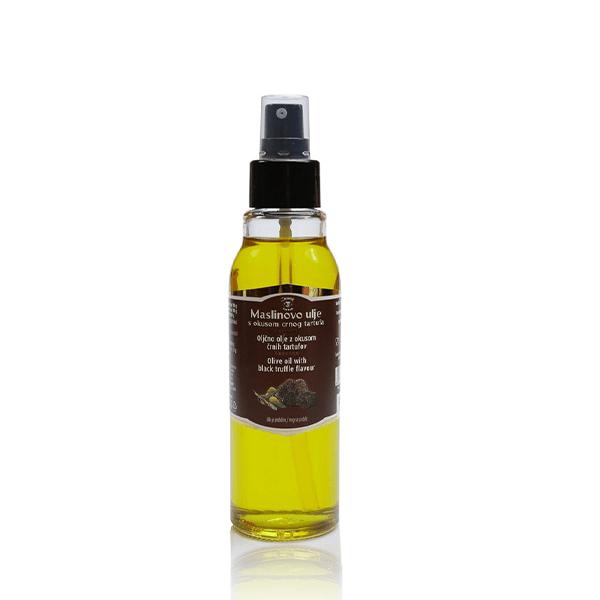 Oljčno olje z okusom črnega tartufa – spray