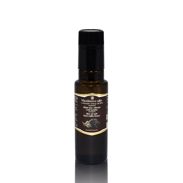 Oljčno olje z okusom črnega tartufa 100ml